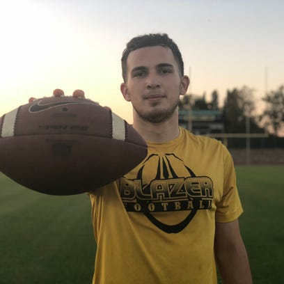 DACA 'Dreamer' football star uses gridiron glory to go to college. But for how long?