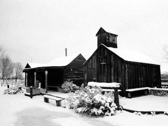January 6, 2017: Bartley Ranch.