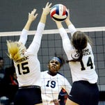 GIRLS' VOLLEYBALL: West York storms past Delone Catholic to win York-Adams League crown