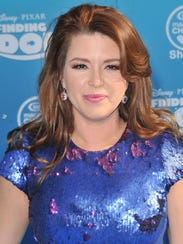 Alicia Machado at the El Capitan Theater in Hollywood