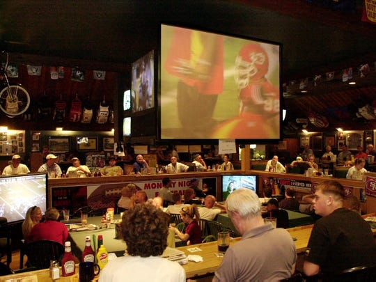 The Beer Hunter in La Quinta is a great spot to watch March Madness games.