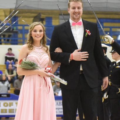 Gallery: MHHS Sweetheart Royalty freshmen, sophomores, juniors