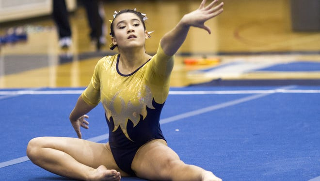 Grand Ledge's Tiana Seville is one of several key returners for the Comets this season.