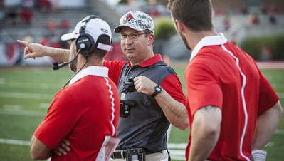 Pete Lembo left Ball State for a special teams coordinator position at Maryland.