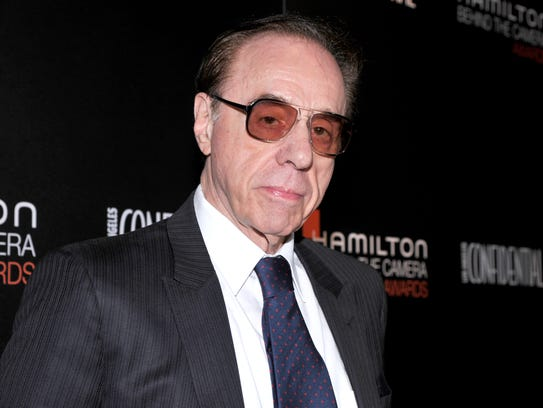 Director Peter Bogdanovich will act as a consultant