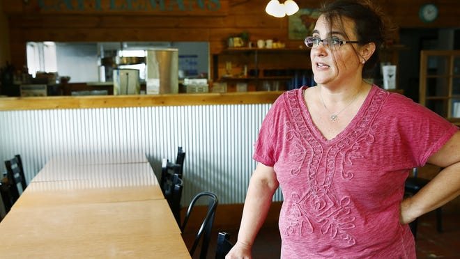 Mandy Close, owner of Cattlemans Restaurant in Savannah, discusses the restaurant's closure after she received a cease and desist letter from Ashland County Health Department.