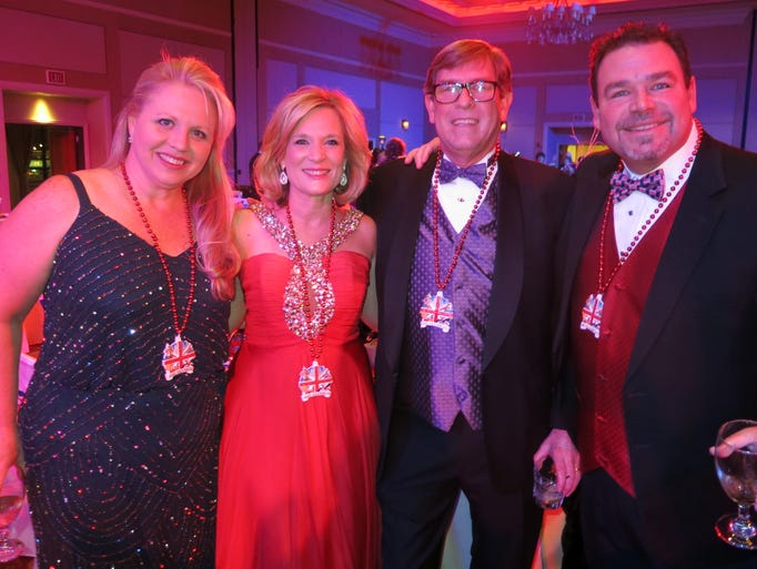 Krewe des Ambassadeurs-Minden Grand Bal was Jan. 19