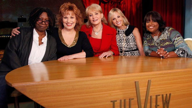 "Cast of""The View."""