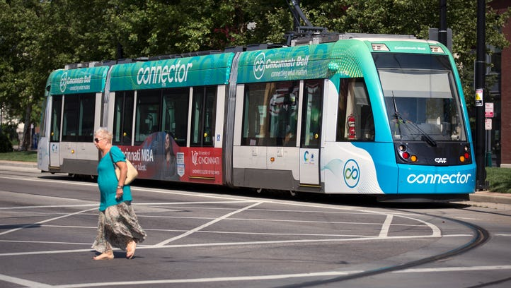 Cincinnati considers making its streetcar free