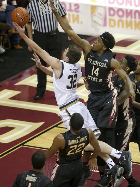 NCAA Basketball: Notre Dame at Florida State