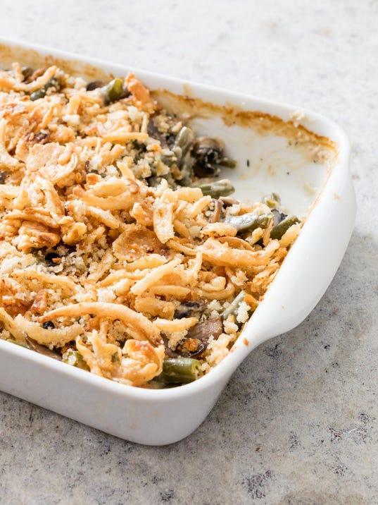Test Kitchen Green Bean Casserole