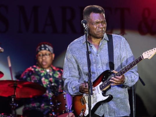 Indian Wells Music Fest Combines Funk And Politics At Inaugural Event