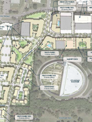Elmington Capital's current plans for The Reservoir development in Edgehill