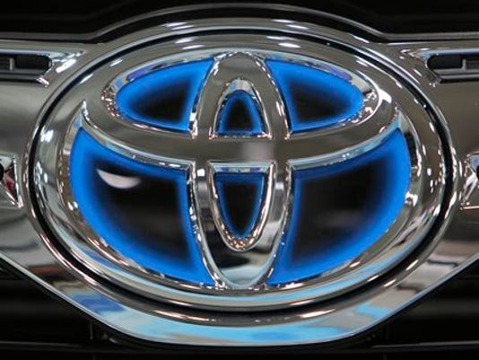 Toyota airbag recall: Product recall includes Lexus brands