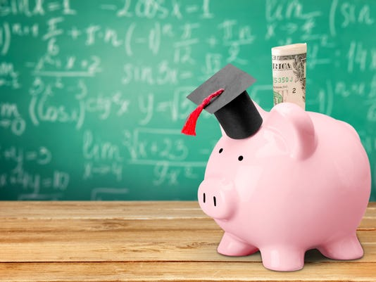 Paying for college, John Rolfe