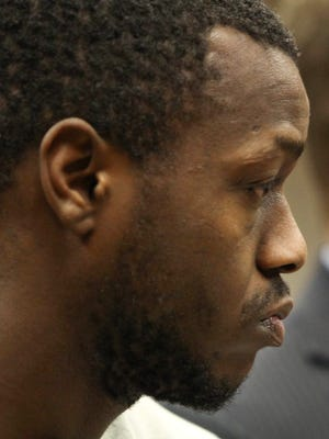 Former University of Louisville basketball player Chris Jones pleaded not guilty to rape and sodomy charges on Thursday.