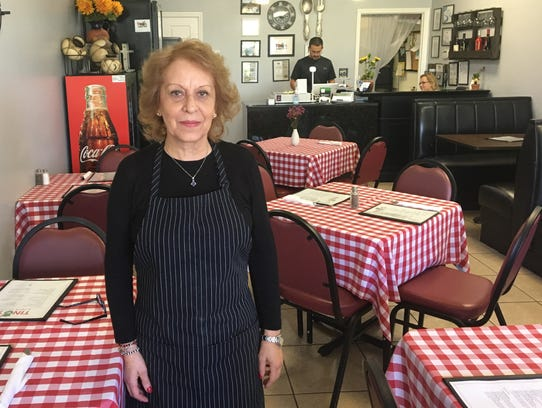 Rosie Smith owns Tino's Mexican Cuisine in south Fort