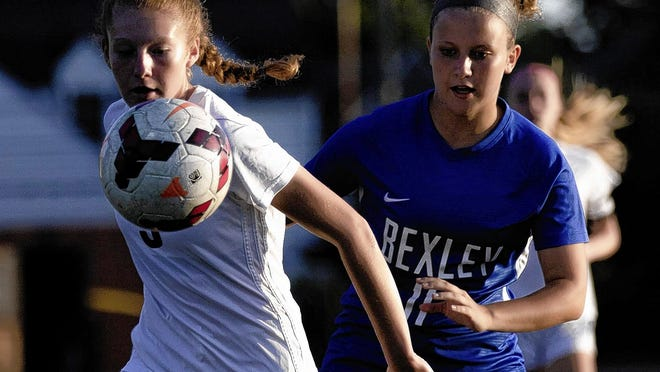 Abbie Baxter, a junior defender who was second-team all-league last season, is among nine returning starters for the Bobcats.