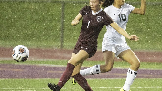 Junior midfielder/forward Payton McKinlay is a returning starter for the Canal Winchester girls soccer team, which will be led this season by first-year coach Larry Sullivan.