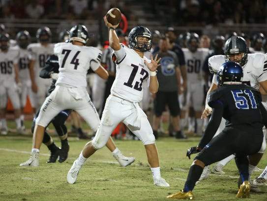 Perry quarterback Brock Purdy was Arizona's National Gatorade Player of the Year.