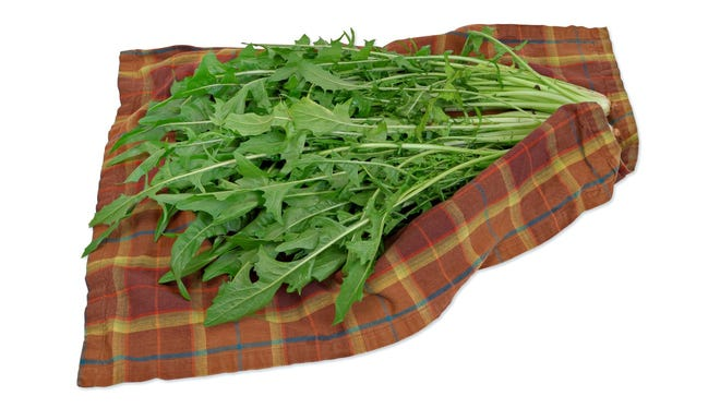 Dandelion greens.