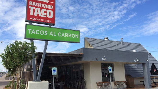 Backyard Taco, a locally-owned Mexican food restaurant that has developed a strong following in central Mesa, plans to expand into Gilbert in 2016.