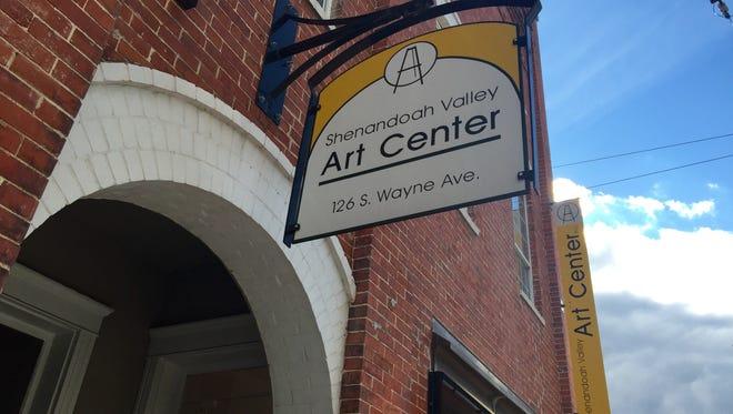 Shenandoah Valley Art Center in Waynesboro.