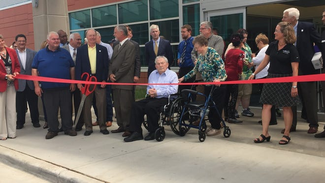 CWA held several ribbon cutting ceremonies on Thursday.