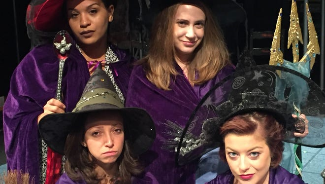 """Kick off your Halloween celebration with a performance of """"The Real Wicked Witches of Halloween Hills"""" at Emelin Theater on Oct. 30."""