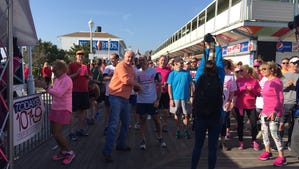 7th annual Ocean City Susan G. Komen Race for the Cure draws thousands