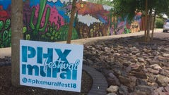 A mural off of Coronado Road and Fifth Avenue has stirred