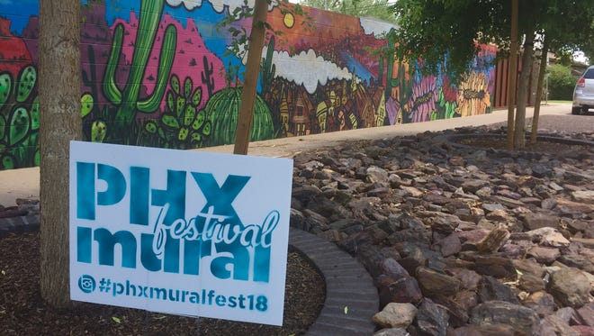 A mural off of Coronado Road and Fifth Avenue has stirred controversy. Some neighbors called for murals in the Willo Historic District to be regulated saying that the mural, and with 14 others in the area, violate the neighborhood's historic integrity. Others said any regulation violates freedom of expression.
