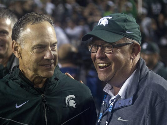 Mark Dantonio,Mark Hollis