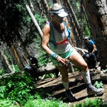 The Never Summer 100K, a 64.2-mile trail ultramarathon run is run between the Never Summer Mountains on the northern border ofRocky Mountain National Park and the Medicine Bow Mountains to the north of Cameron Pass.