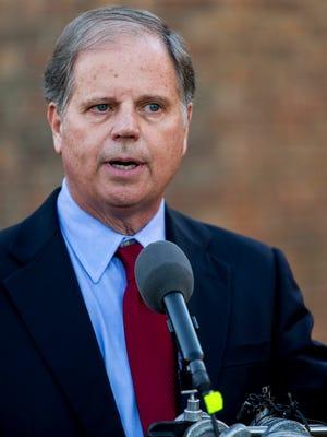 U.S. Senator Doug Jones