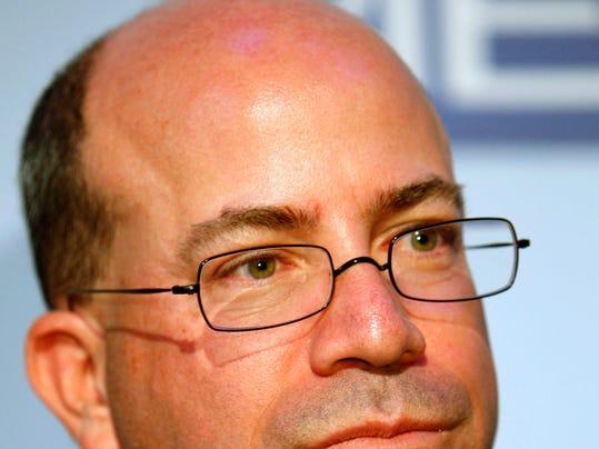 AP NBC Jeff Zucker