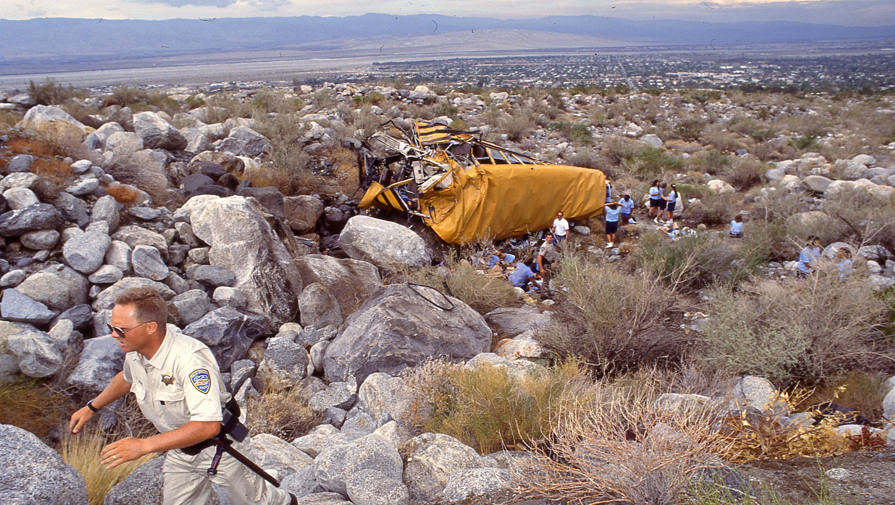 tragic 1991 palm springs girl scouts bus crash still