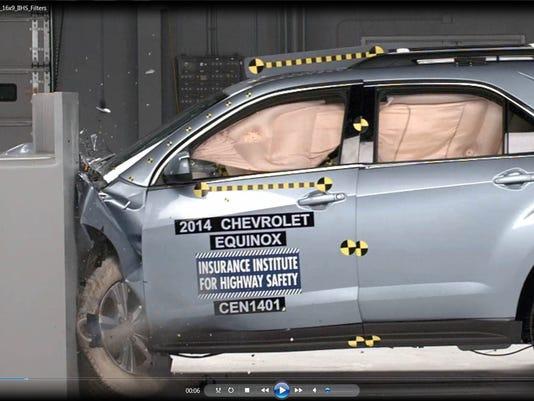 2014 Chevrolet Equinox - IIHS Small Offset Test.jpg