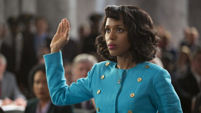 Kerry Washington is Anita Hill in 'Confirmation.'