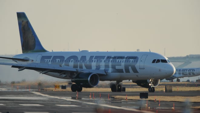 Frontier Airlines will start a daily non-stop flight from Nashville to Las Vegas in September.