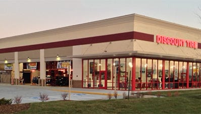 A Discount Tire store has opened in Altoona. Others are planned for the Des Moines metro.