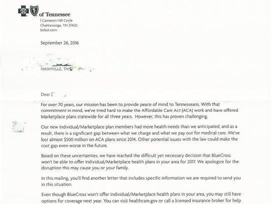 Health Insurance  BlueCross BlueShield of Tennessee