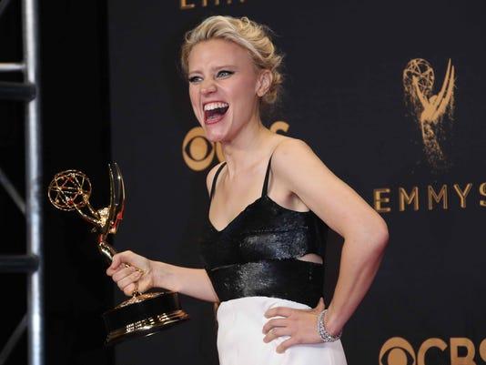 "SNL Emmy winner Kate McKinnon: ""I'm a great admirer"" of ..."