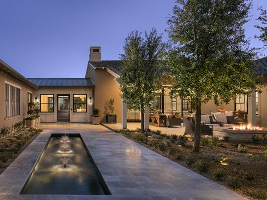 The community's infill North Scottsdale location is