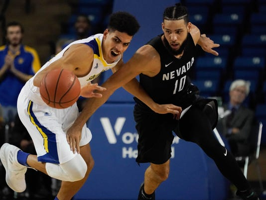 NCAA Basketball: Nevada at San Jose State