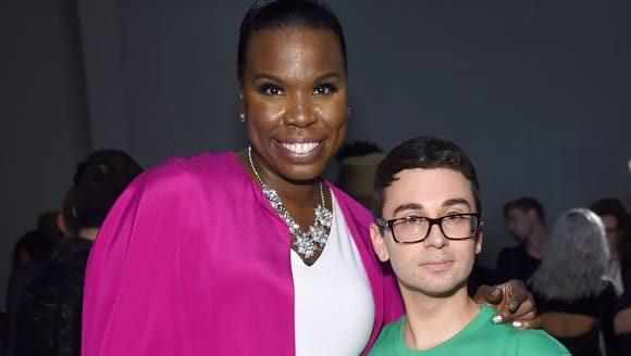 The dream team: Christian Siriano makes you look great