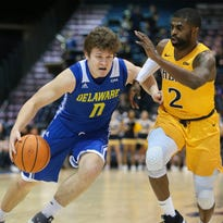 Delaware blows 34-point lead, biggest in Division I history, in basketball loss at Drexel