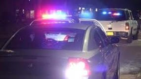 Two pedestrians were struck by a vehicle in Cape Coral Monday.