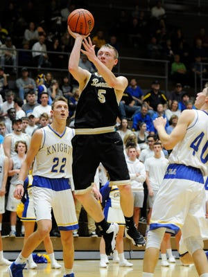 Boonville High School rising senior Glen Rouch was an All-Big Eight Conference selection as a junior, when he averaged 21 points and seven rebounds per game.