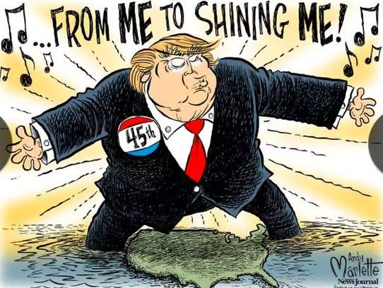 February Cartoons from USAT